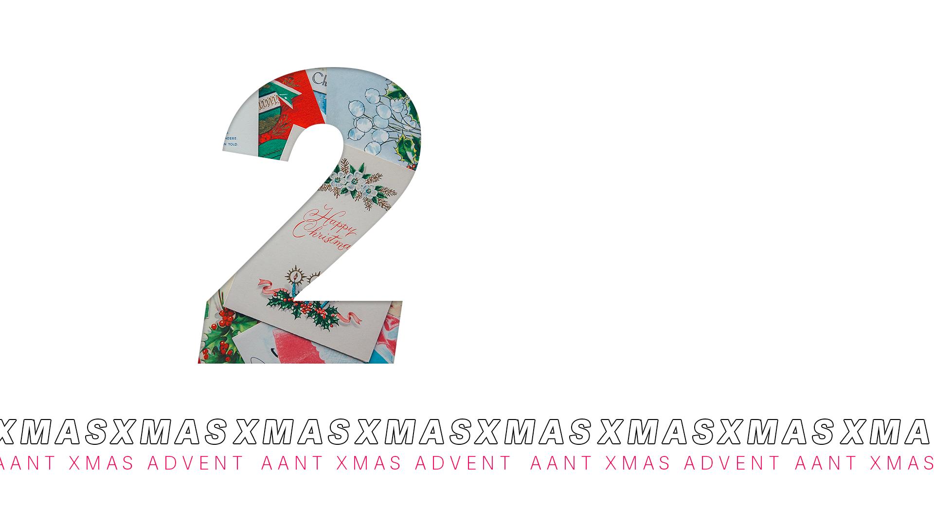 AANT XMAS ADVENT – 2 DICEMBRE 2020