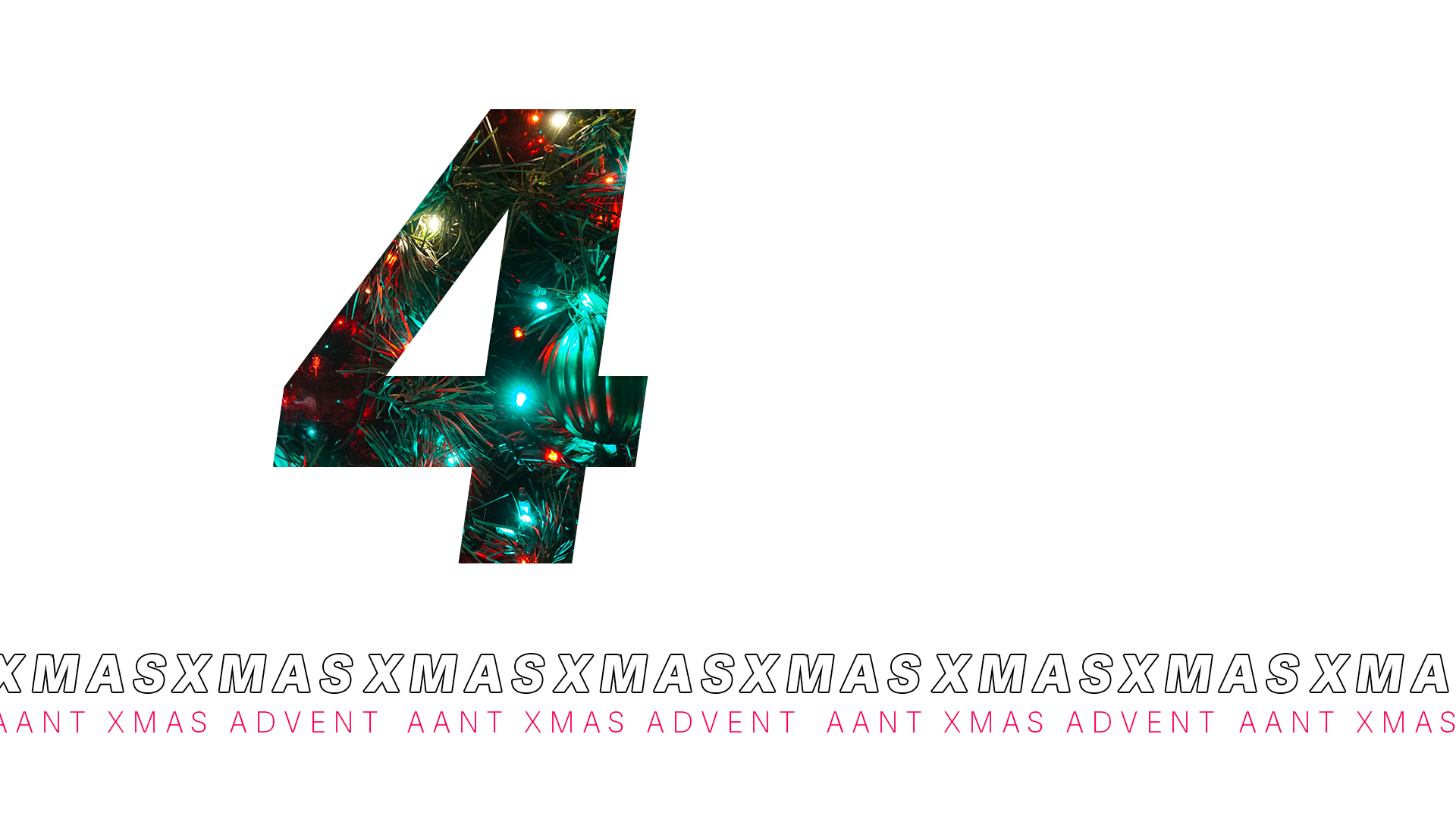 AANT XMAS ADVENT – 4 DICEMBRE 2020