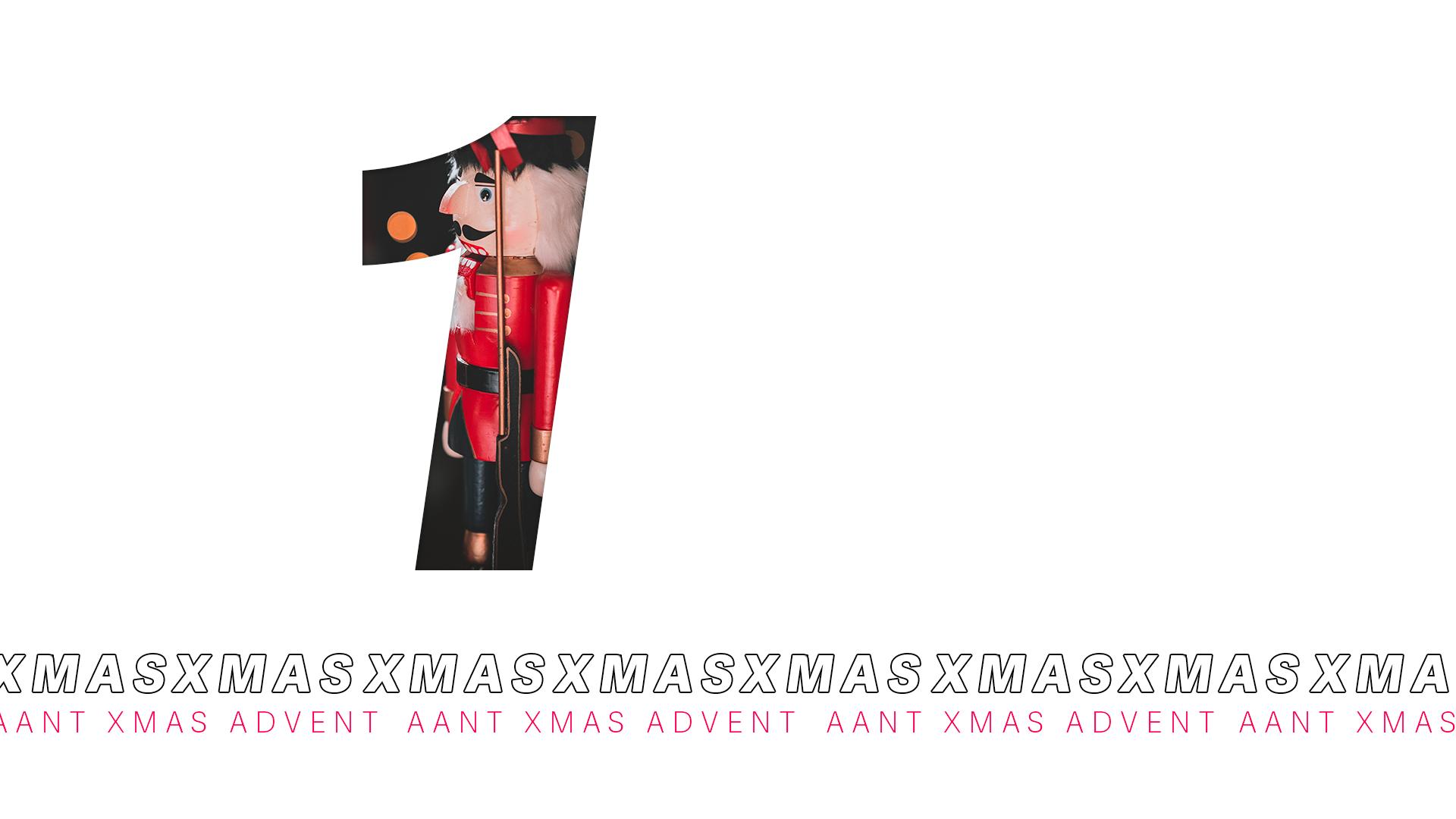 AANT XMAS ADVENT – 1 DICEMBRE 2020