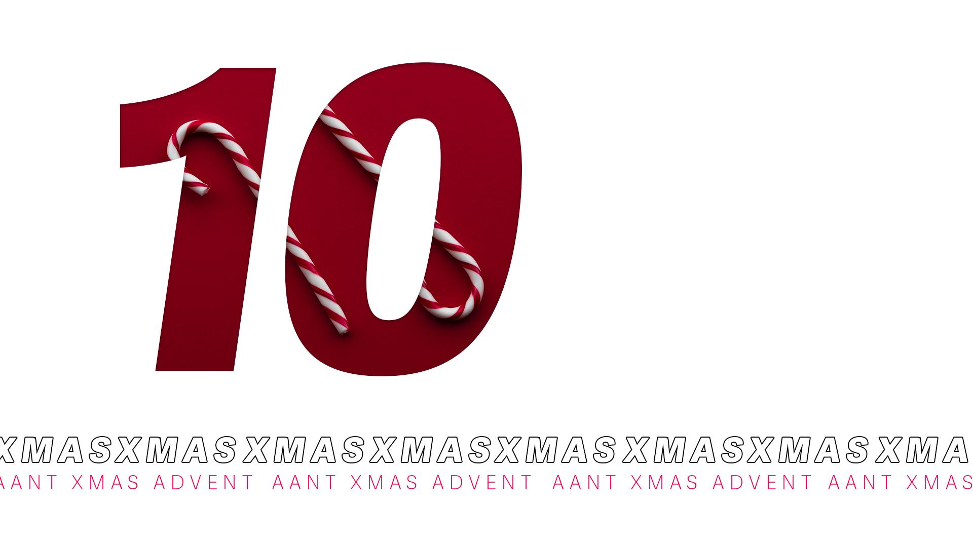 AANT XMAS ADVENT – 10 DICEMBRE